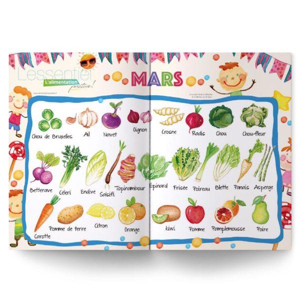 Numéro 5 – Spécial alimentation des enfants