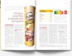 Décryptage d'étiquettes d'aliments L'Essentiel de l'alimentation positive