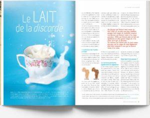 Magazine conseils nutritionnels L'Essentiel de l'alimentation positive