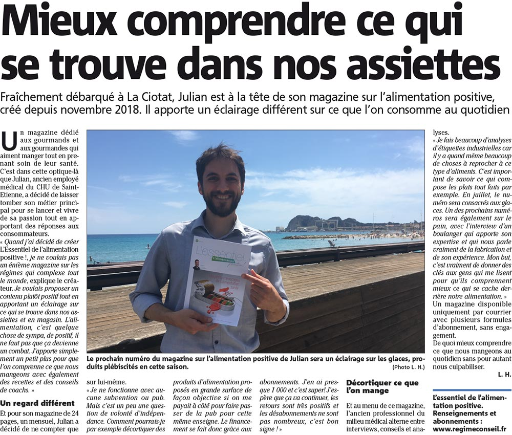 Article Var-Matin