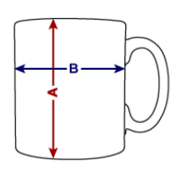 Taille Mugs