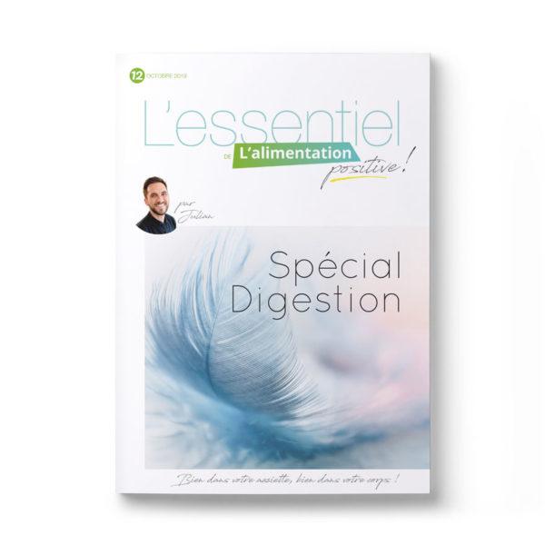 Numéro 12 – Spécial digestion