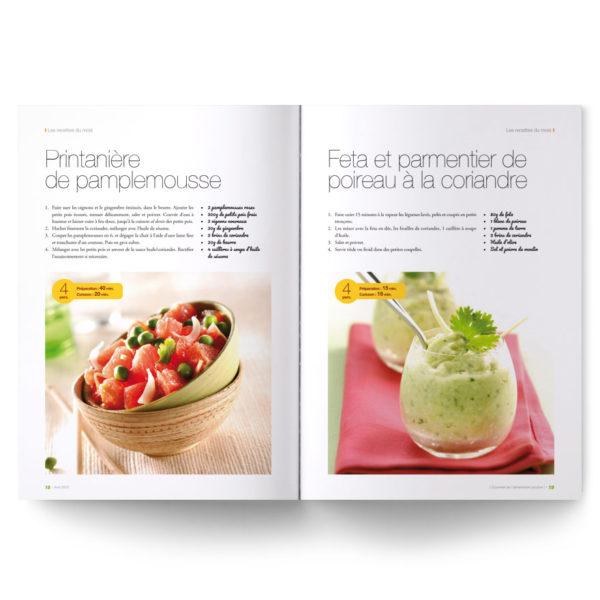 Magazine Alimentation Positive — Spécial café