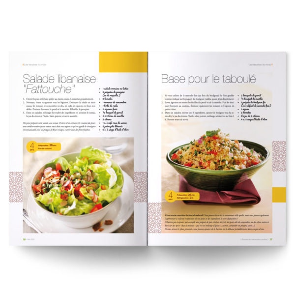 Magazine L'Essentiel de l'alimentation positive – Spécial Ramadan