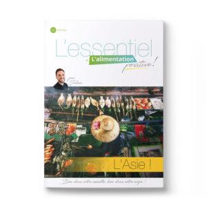 Magazine culinaire spécial Asie avec recettes et découvertes de produits