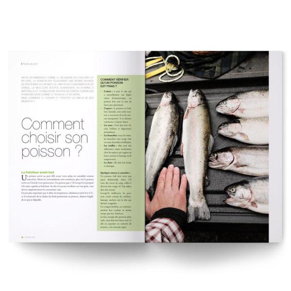 Numéro spécial sur les produits de la mer
