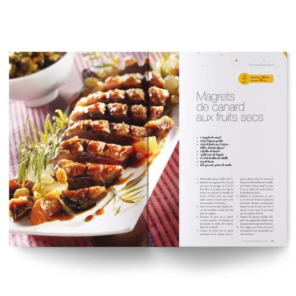 """Revue """"Alimentation positive"""" spéciale fêtes de fin d'année : recettes, conseils nutritionnels, histoire de l'alimentation, analyses et décryptages..."""